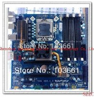 Wholesale Orgianl For Alienware Aurora ALX X58 VWF2 VWF2 MS DDR3 Desktop Motherboard fully tested