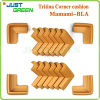 Wholesale 16pcs Healthy and Tasteless NBR Foam Premium Childproofing Corner Guard Furniture Table Protector Corner Cushion for Kids Children