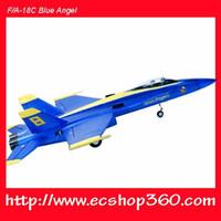 angels c - Art Tech airplane F A C Blue Angel jet R C Plane HY000361