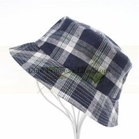 best terry towels - Selling Best plaid bucket hat terry towel bucket hat polo cotton bucket hat