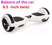 Wholesale Products sell like hot cakes new intelligent Smart balanced cars general direct support package mail rotate tires inches