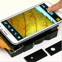 Wholesale Digital Microscope For Smart Phone Interesting Educational Toys For Kids Microscope Wireless For Most Cellphone Novelty Gift