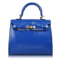 bags meetings - Women Celebrity Leather Snake Skin Style Vintage Handbag Work Meeting Party Cross Body Satchel Bag