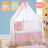 Cheap Promotion and Discount,Competitive Price Baby Bed Accessories,Baby Cot Mosquito Net,Carefully Selected Material,Luxury Fabrics