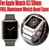 aluminum bands - watch band For Apple Watch Cover LYNK Aluminum Bracelet Watch Band Wrist Protective Case For Apple Watch mm mm NO