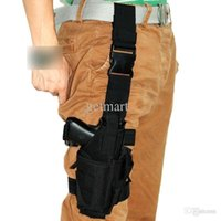 Wholesale Tactical Drop Leg Holster Rig Pistol HandGun Thigh Police Puttee OT0064 OT0070