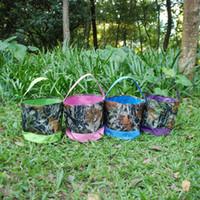 basket in gift packaging - Blanks Easter Buckets Easter Basket Fabric Bin Gift Packaging in Colors Via FedEx DOM106239