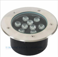 ac gallery - Outdoor W LED Underground Lamps LED Buried Light Waterproof AC85 V Industial Gallery Lighting Porch Waterproof Garden Light