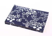 Wholesale Chinese Style Fabric Hard Cover Scrapbooking Album