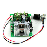Wholesale W110 V V A Pulse Width Modulator PWM DC Motor Speed Control Switch Controller