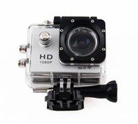 Wholesale HD DVR Camera Mini DV M waterproof original SJ4000 tachograph P camera DVR with WiFi capabilities high quality