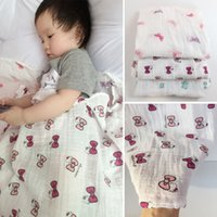towel robe - 50pcs x120cm Multifunctional Aden Anais Muslin Cotton Newborn Baby Bath Towel Swaddle bedding Blanket HX