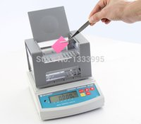 Wholesale Top Precision Densimeter for Mineral Stone Density Meter Instrument DH g g m3