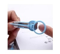 Wholesale Baby magnifier nail clipper nail cutter nail scissors elder kid children safe care Trimmer nail care