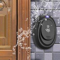 Wholesale Waterproof EU Plug in V AC Digital LED Cord Song Music M Range Wireless Remote Control Home Door Bell Doorbell