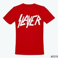 band slayer - New Summer Famous Casual Cotton Fashion Short Sleeve T Shirt Rock N Roll Band SLAYER T shirt Tshirt Men