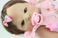 Cheap Unisex reborn baby Best > 3 years old Vinyl newborn baby