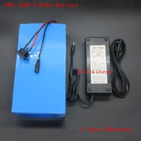 Cheap Electric Bicycle battery 48V 15AH battery Best Rechargeable 48V 48V 15ah Electric Bike battery
