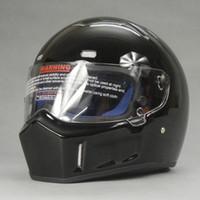 atv racing stickers - DIY Simpson model CRG ATV helmet SIMPSON sticker Motorcycle racing Full Face helmet WRC WTCC F1 riding helmet