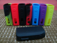 Wholesale IPV D2 Silicon Case Skin Colorful Wrapping Soft Silicone Protective case VS iStick W Sleeve Cover Skin IPV4S Box Ecig Mods