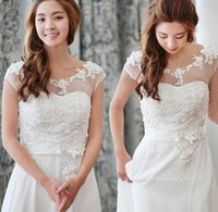 Cheap Wholesale New arrival hot sale fashion spike sweet princess perspective white halter bride bridesmaid dinner banquet bride wedding dress