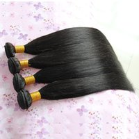 cuticle remy hair - Grade A Virgin Remy Indian Human Hair Silky Straight Hair Wefts Cheap quot quot Smooth Soft Straight Weave Hair Extensions with Cuticle