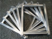 aluminium printing plates - Printing Plate Frame mm Aluminium Alloy Frame Mesh Frame Net Frame Screen Printing Machine Parts High strength QA