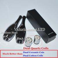 Cheap Dual Quartz Coils Best Dual Quartz Coils Atomizer