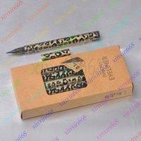 Yes Liquid Easy to Wear HOT Makeup Leopard Real Pen Eyeliner Waterproof Black (50pcs lot)