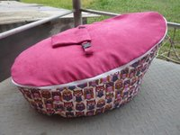 Wholesale owl baby beanbag bean bag chair for baby using baby beanbag cover
