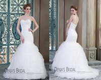 Trumpet/Mermaid Model Pictures 2015 Spring Summer 2015 Real Photos Wedding Dresses Mermaid Sweetheart Pleats Draped Low Back with Sweep Train Wedding Gowns Bridal Dresses Dhyz