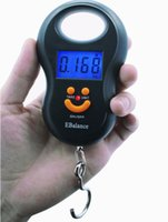 bags electronic scale - 50Kg g Electronic Portable Digital LCD Display Lage Scale Travel Bag Weight