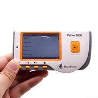 Wholesale Prince B Handheld ECG EKG Portable Monitor Electrocardiogram LCD