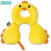 baby care seat - 2015 hot baby car pillow headrest children seat cushion kids neck care animal pillow cute years