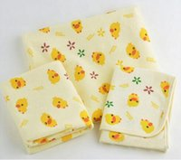 Wholesale Baby Changing Kids Waterproof Diaper size Pad Disposable Underpads For Baby Care Promption