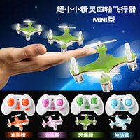 Wholesale New Cheerson CX Mini G Remote Control Toys CH Axis RC Drone Quadcopter rc helicopter Channel GHz Axis Gyro UFO Airplane