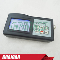 accelerometer vibration - VM Portable Digital Vibration Meter Tester NDT Instuments with RS232C Cable VM6360 accelerometer