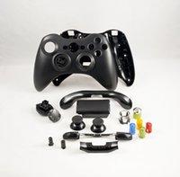 achat en gros de xbox boîtier du contrôleur-Pour Xbox360 boîtier du boîtier du contrôleur, y compris la croix entière boîtier couvrir le cas pour Xbox 360 Joystick