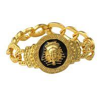 Wholesale HIPHOP The new high quality GP LK pharaoh bracelet Hip hop Bracelet