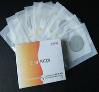 Wholesale 30pcs Hot Slimming Navel Stick Magnetic Thin body Slim Weight Loss Burning Fat Patch With Package LA870214