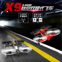 Wholesale SYMA Sima X9 remote control four axis speed creative children s toy aviation model four axis toy aircraft