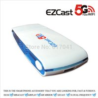 Wholesale New ezcast IPUSH G G WIFI HDMI Dongle DLNA Airplay cloud miracast