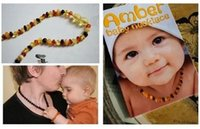 baltic amber colors - Cheap soft language Baltic amber necklace baby beeswax effect type sedative to relieve pain