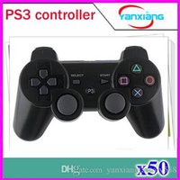 Wholesale Vibration Wireless Bluetooth Game Joystick for PS3 wireless controller ZY PS