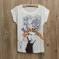 banyan tree - Magic Sheep angle Banyan tree girls print tees hot Women tops short sleeve o neck casual tshirt thin cotton t shirt