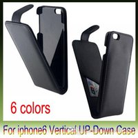 Cheap iphone6 Vertical holster Best iphone6 plus 4.7 Croco