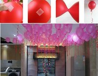 baby attachment - removable balloon decoration attachment glue dot foil latex balloons globos birthday wedding party baby shower DIY