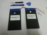 Wholesale 7 V mAh CUBE U30GT U30GT1 U30GT2 tablet battery plates