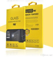 Cheap package for screen protector Best samsung tempered package