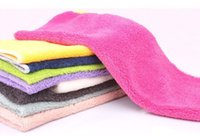 Wholesale 25 cm Magical wood fiber is not contaminated with oil washing towel rag multifunction wash towel super soft and comfortable easy
